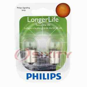 Philips Dome Light Bulb for Rover 3500S 1969-1971 Electrical Lighting Body qo