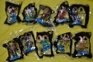 McDonalds 2021 ETERNALS 10pc complete sealed happy meal set free quick shipping
