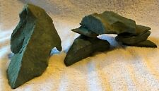 Aquarium Rock Green Natural Stone Aquascape Iwagumi Terrarium Garden Home Decor