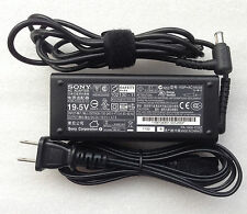 Original Genuine AC Power Adapter Charger for Sony VAIO VPCEB3QFX VPCEB32FM