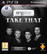 Singstar: Take That (Playstation 3) NEW & Sealed
