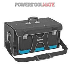 Makita P-72073 Lockable Tool Case Tool Bag Blue Riveted - c/w Carry Strap