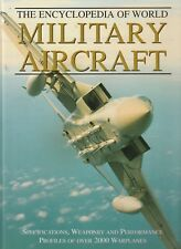 MILITARY AIRCRAFT David Donald & Jon Lake **VERY GOOD COPY**