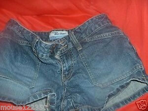 Old Navy shorts size 4 Blue denim short
