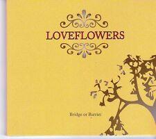(EI588) Loveflowers, Bridge Or Barrier - 2013 CD