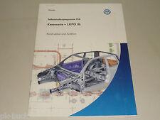 SSP 216 VW Selbststudienprogramm Service Training Karosserie Lupo 3L