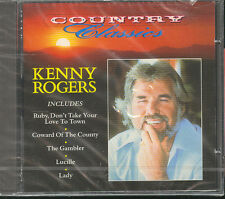 KENNY ROGERS - COUNTRY CLASSICS - CD (NUOVO SIGILLATO)