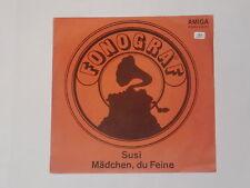 """FONOGRAF -Susi- 7"""" Amiga"""