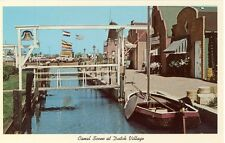 724-B Holland Michigan - Set of 12 post cards published by Curt Teich