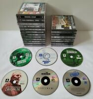 Bundle Joblot of Playstation 1 PS One Games 18 Games Included plus Spares Cases