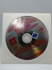 WWE Smackdown VS RAW BETA Trial Promo Disc for Sony PlayStation 2 PS2