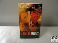 A Time to Revenge (VHS, 2003, Unrated) Ken Olandt Julie Michaels Leslie Ryan