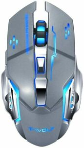 2.4GHz Wireless Optical Mouse Mice & USB Receiver For PC Laptop Gaming 2400DPI