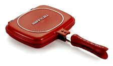 Happycall Double Sided Frying Pan Mini Cutie Ceratinum + Free Packing Sealer