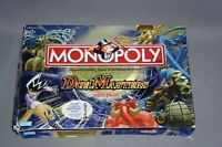 Monopoly Duel Masters Anime series Special Edition COMPLETE Metal Figures