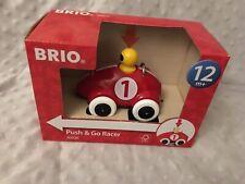 BRIO Infant & Toddler - Push & Go Racer