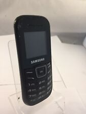 Faulty - Incomplete - Samsung GT-E1200I - Unknown Network - Black - Mobile phone