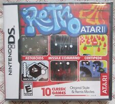 Nintendo DS - Retro Atari Classics (Brand new)