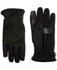 MSRP $50 Isotoner Signature Men's Stretch smarTouch Gloves Size XL