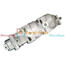Hydraulic Pump 705-58-45000 for Komatsu Wheel Loader WA800-3 WA800L WA900-3