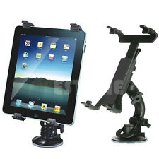"360° Car Windshield Mount Bracket Holder 7""-12"" For Tablet PC iPad 2/3/4/Mini"