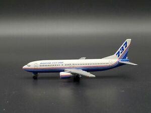 Herpa Wings 1:500 Boeing B737-400 House Color 501293 Diecast Airplane model CC