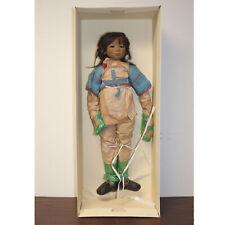 Annette Himstedt Kaschmiri Doll mint in box w/Coa #50/377