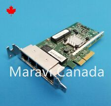 HP 331T Quad 4-Port Gigabit 1Gb PCI-e Network Adapter Card 647594-B21 649871-001