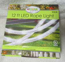 12' LED Rope Light Amber Christmas Light Indoor/Outdoor new in box