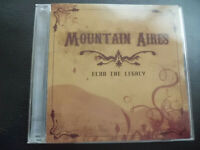 MOUNTAIN  AIRES  -   ECHO  THE  LEGACY  ,  CD  2006 ,  BLUEGRASS , COUNTRY, FOLK