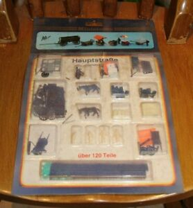 PLASTICART HO GAUGE 16083 TOWN KIT -BOXED- TYPE 2 LOT 2