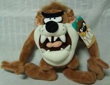 "Aurora Looney Tunes TAZ TASMANIAN DEVIL 11"" Plush Soft STUFFED ANIMAL Toy NEW"