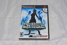 Dance Dance Revolution SuperNova 2 (Sony PlayStation 2, 2007) Brand New Sealed