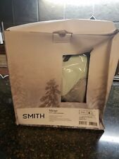 Smith Mirage Womens Helmet Matte Ice / Mint Green Size S Small Box Damage Snow