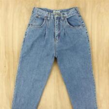 vtg 80's 90's LIMITED pleated jeans 8 tag vaporwave aesthetic high waist n
