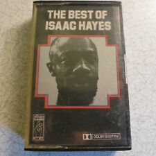The Best of Isaac Hayes 1973 STAX – cassette