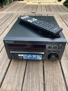 Denon RCD-M40DAB Component CD Receiver - Black