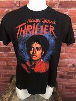 Michael Jackson Thriller T Shirt Men's Size XL -C97