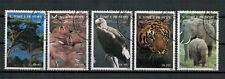 Sao Tomé and Principe, Wild Animals Michel Number 1336 - 1342, 1992 Used