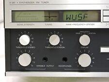Revox B261 FM Stereo Tuner - Refurbished