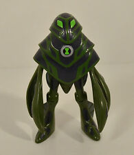 "2010 Green Ampfibian Haywire 3.75"" Action Figure Ben 10 Ultimate Alien"