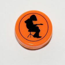 10 Orange Silicone containers Michael Houser Silhouette Widespread Panic Wsp lot