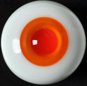 Good Deep Yellow Pupil 18mm Glass BJD Eyes for Reborn/NewBorn BJD Doll