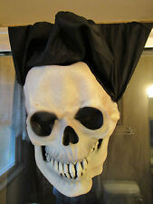 1995 Costume The Paper Magic Group - Skull with Cape attached - Halloween spooky