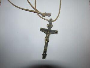 ww2 imperial german miniature cross-/ skull