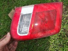 SAAB 9-3 93 Near Side Rear Boot Lamp Light 2003 - 2007 12785763 4-Door LEFT HAND