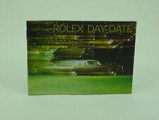 Genuine Rolex booklet vintage Day-Date instruction 1996