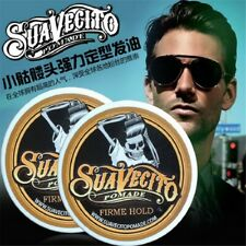 Suavecito Pomade Hair Gel wax Ointment Firme / Strong Hold Pomade Hairstyles A+