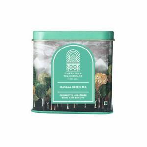 Dharmsala Tea Company Himalayan Masala Green Tea Cinnamon and Black Peeper 50cup