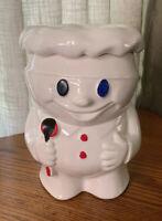 Vintage Pillsbury Doughboy McCoy Cookie Jar